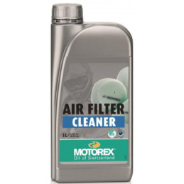NETTOYANT LIQUIDE FILTRE A AIR FILTER CLEANER MOTOREX 1 LITRE